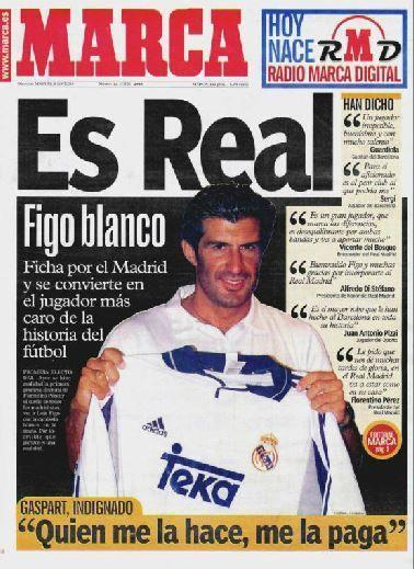 Трансфер з Барселони до Реала, який переплюнув призначення Луческу – рекордна зарплата вирішила все