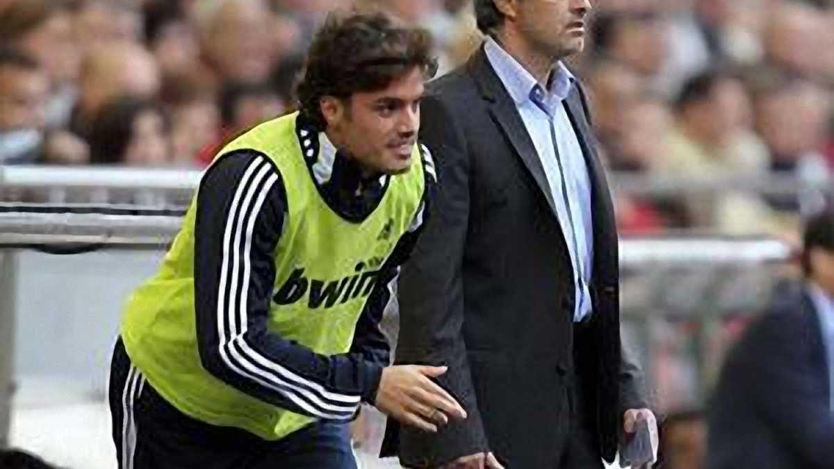 Жозе порадив Педро Леону піти