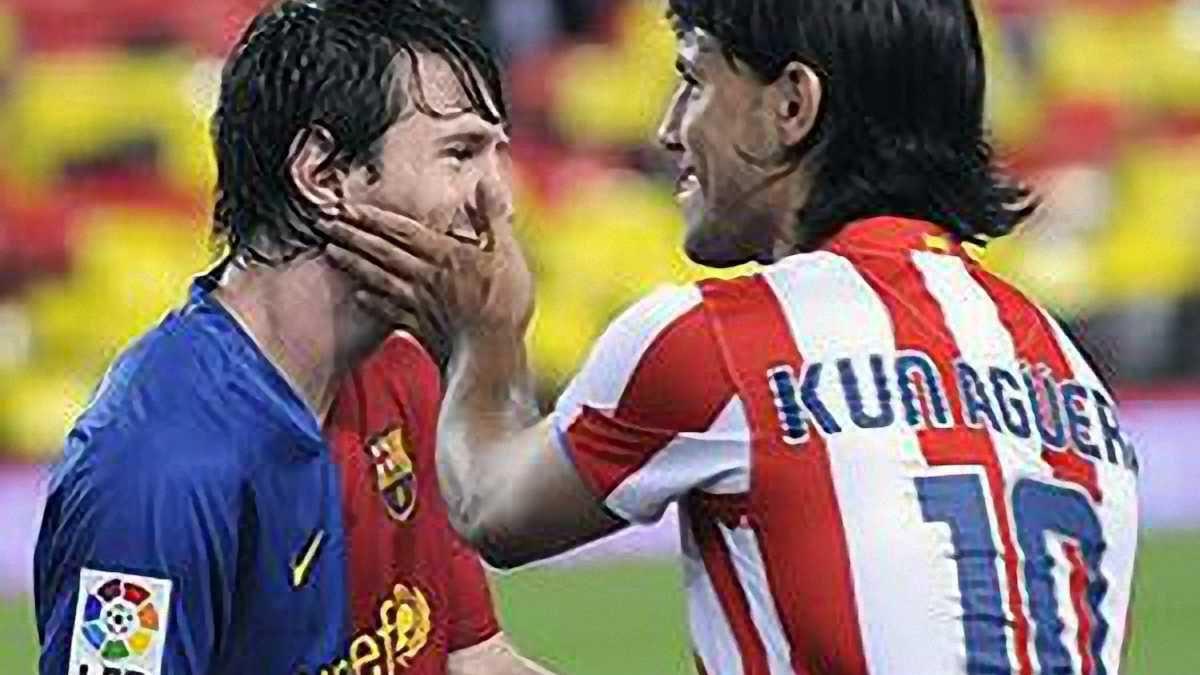 """Пеп мріє про пару Кун-Мессі в атаці """"Барселони"""""""