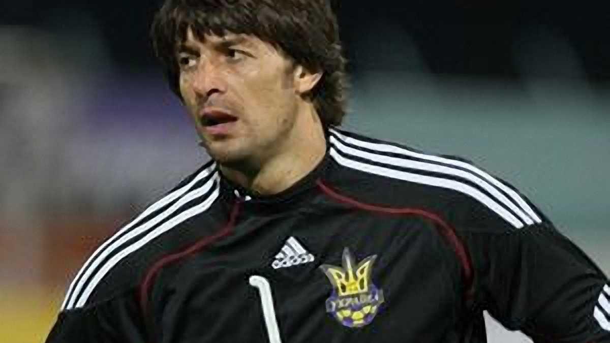 Олександр Шовковський - найкращий голкіпер УПЛ сезону 2010/11