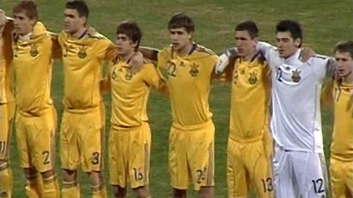 Збірна України 12 червня зіграє перший матч