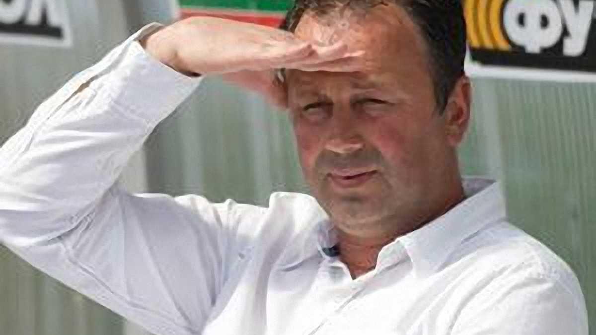 """Ангел Червенков покидає """"Севастополь"""""""