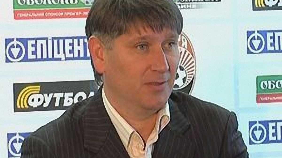 """Ковалець продовжив контракт з """"Оболонню"""""""