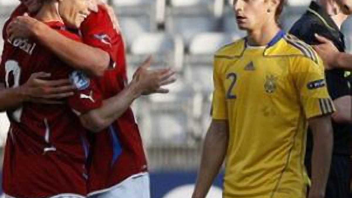 Бутко: Настрій після гри з англійцями кращий, ніж після поєдинку з чехами