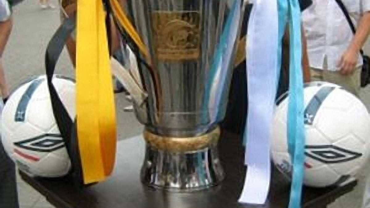 Призовий фонд Суперкубка України - 100 тисяч доларів