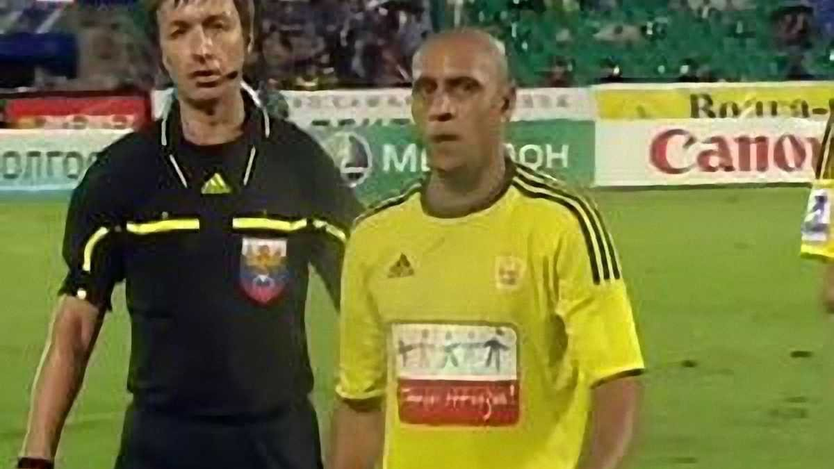 Самарські вболівальники образили Роберто Карлоса. ВІДЕО