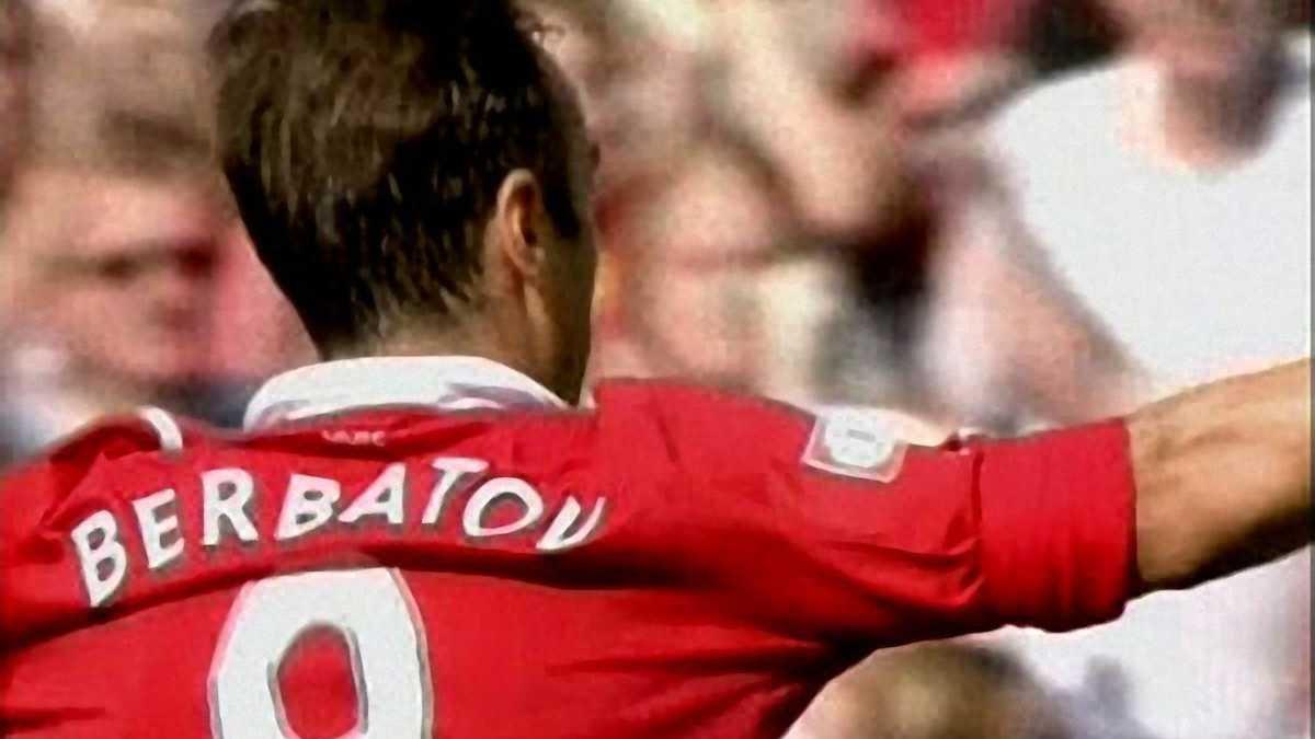 """Бербатов может покинуть """"Манчестер Юнайтед"""""""
