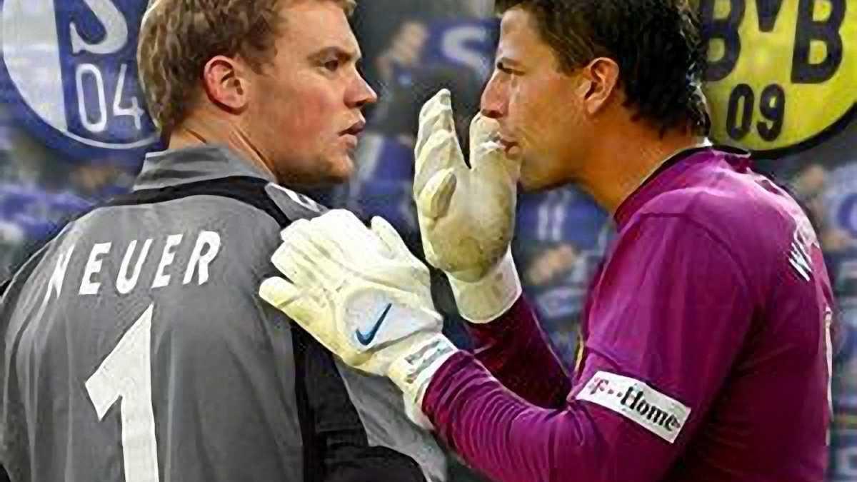 Обираємо найкращого воротаря Бундесліги сезону 2010/11
