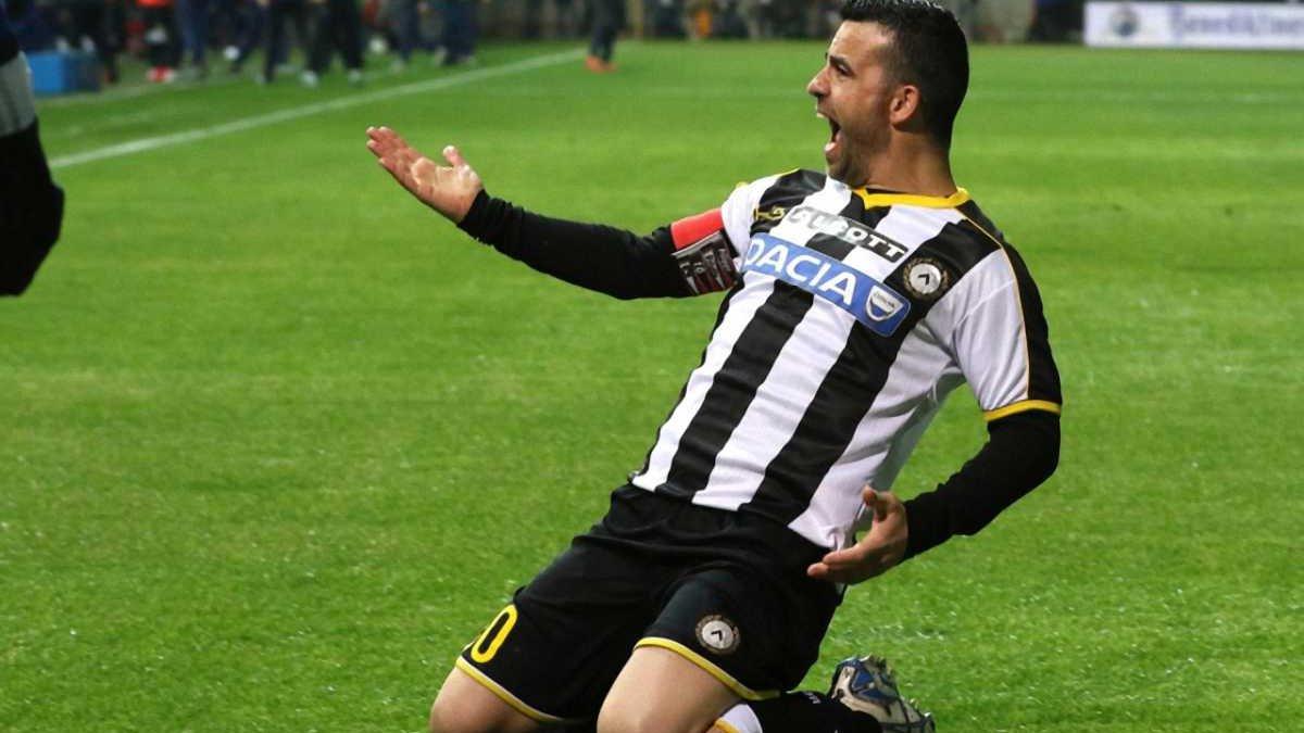 Ди Натале сравнялся по голам с Роберто Баджо (ФОТО)