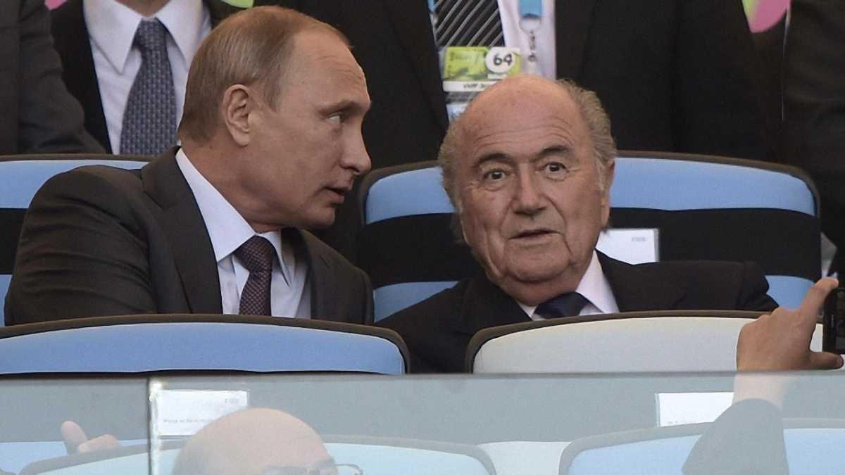 Німці зняли фільм про корупційні схеми у ФІФА, до яких причетна Росія