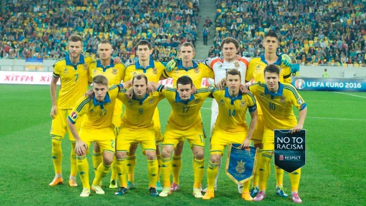 Україна зберегла позиції у оновленому рейтингу ФІФА, Росія йде вгору
