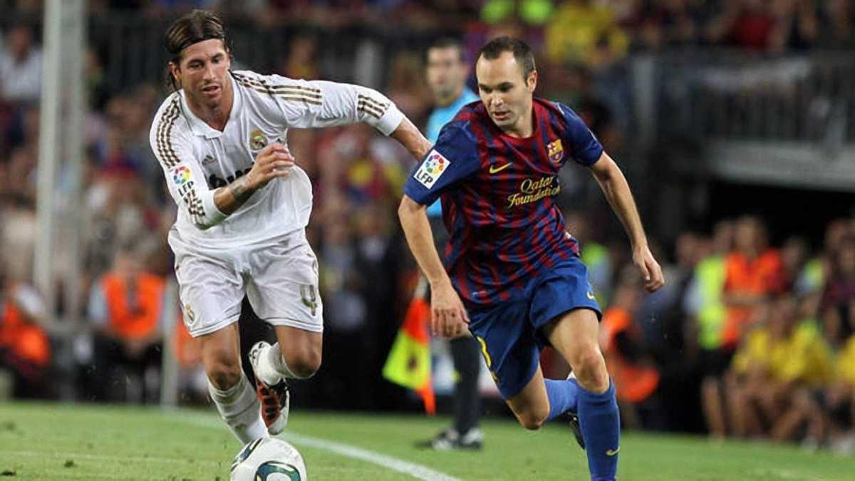 """""""Реал"""" и """"Барселона"""" пригрозили забастовкой"""