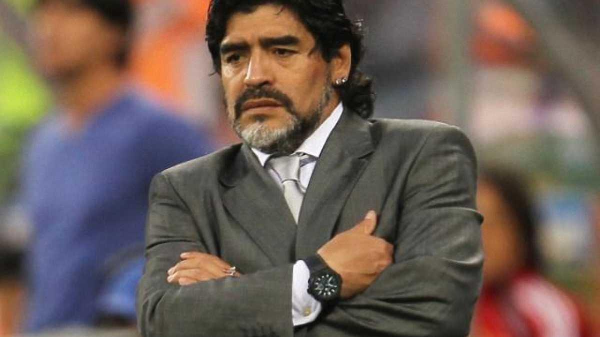 Марадона: Вратари боятся Роналду больше, чем Месси