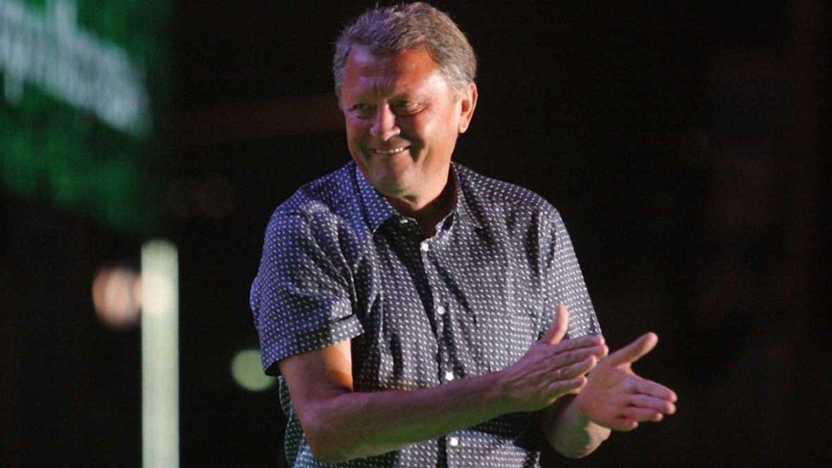 Маркевич стал первым украинским тренером, который вывел команду в финал Лиги Европы