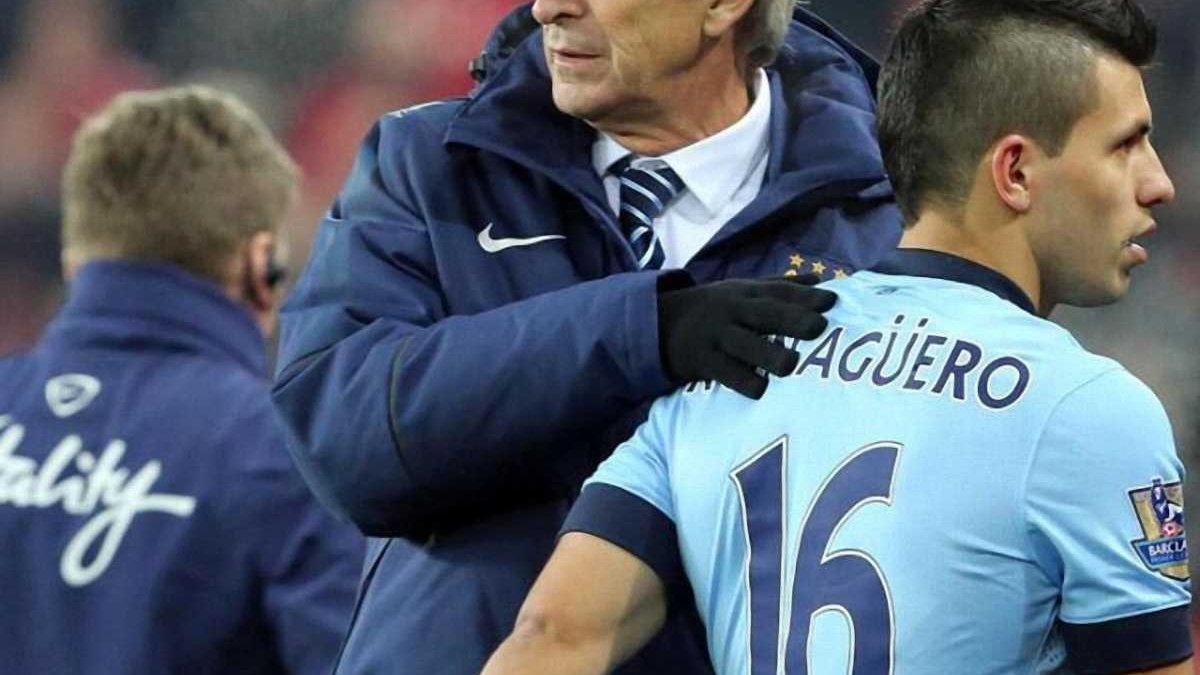 Пеллегріні: Агуеро один з п'яти найкращих футболістів світу
