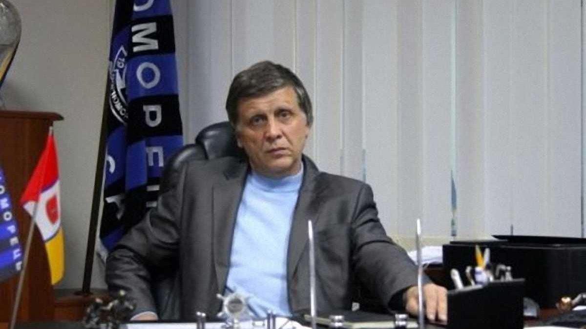 """Керницкий: В """"Черноморце"""" в 2015 году финансирование стабильное"""
