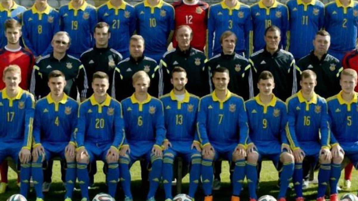 Петраков огласил состав сборной Украины U-20 на Чемпионат мира