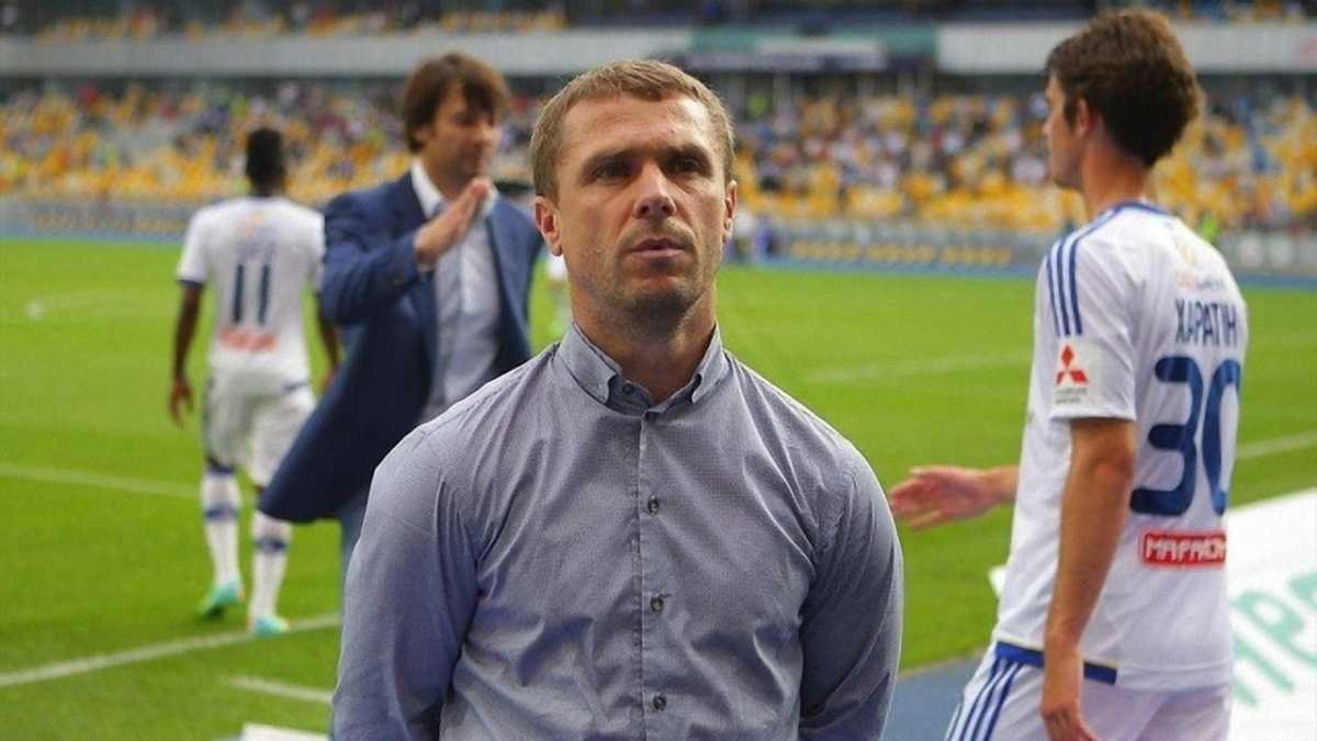 Ребров став першим, хто виграв чемпіонат України у якості гравця та тренера