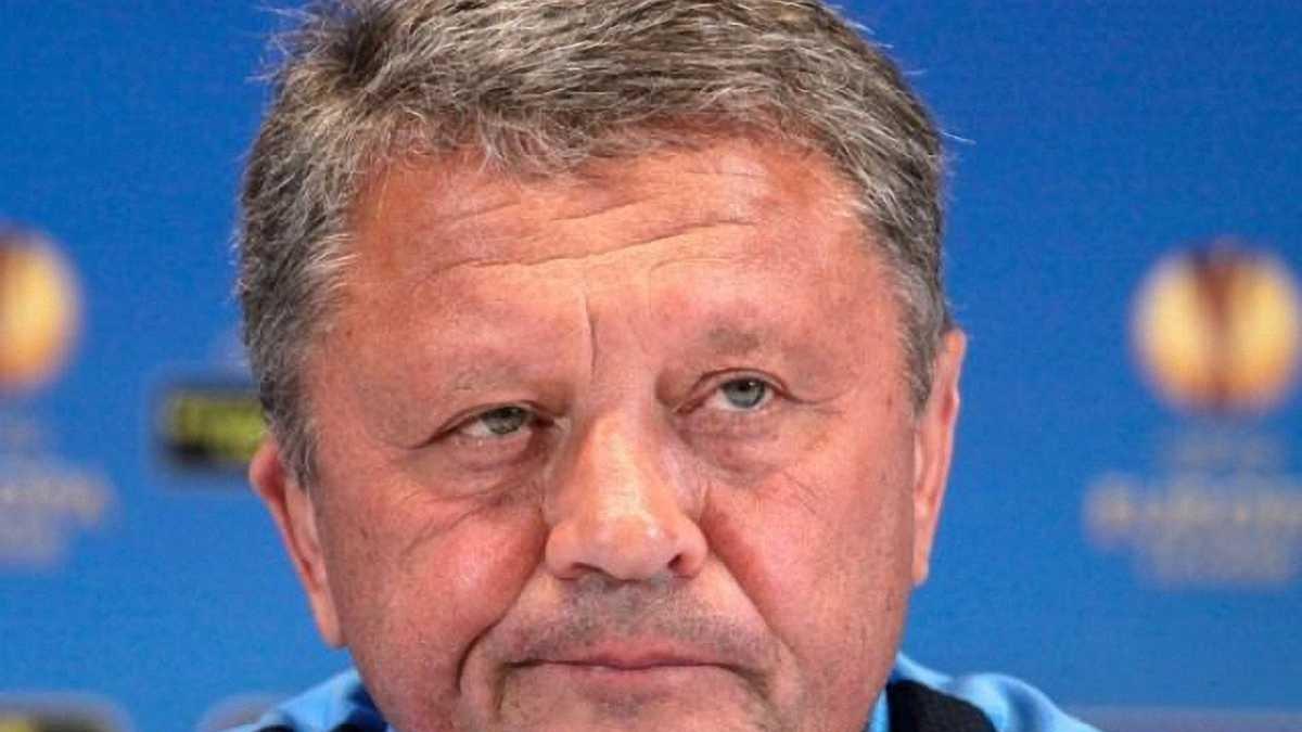 """Маркевич: З """"Шахтарем""""  зіграємо тим складом, який плануємо на фінал Ліги Європи"""