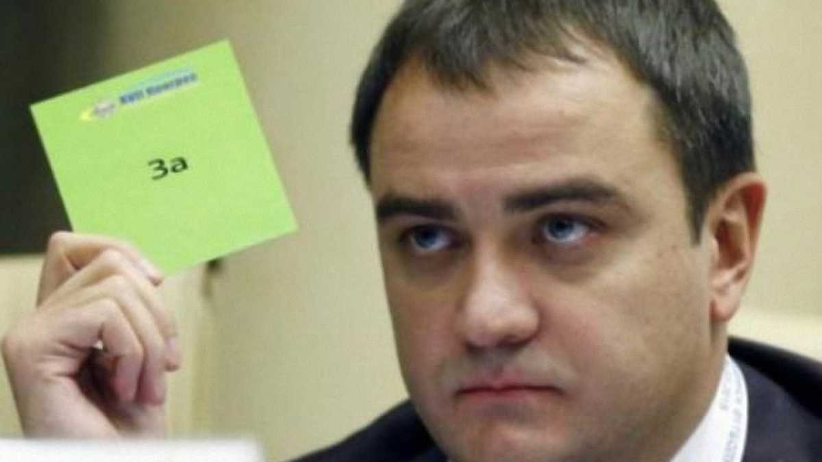 """Павелко: Примем закон """"О футболе"""" и создадим Следственный комитет"""