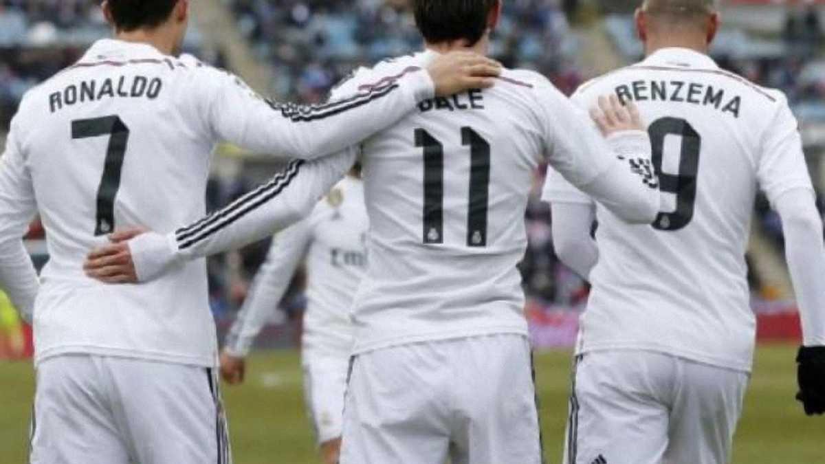 """""""Реал"""" можуть переодягнути у сіре (ФОТО)"""