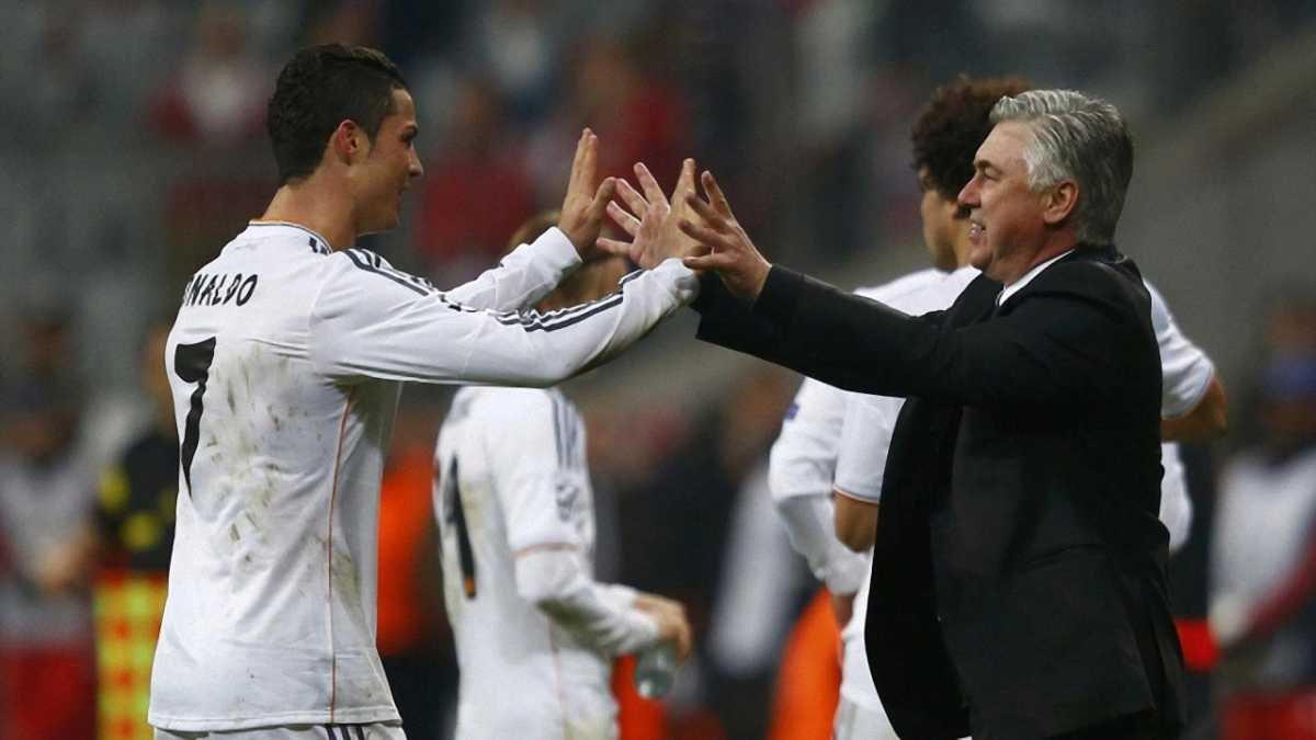 """Анчелотті: Роналду зробив найбільше для """"Реала"""" в цьому сезоні"""