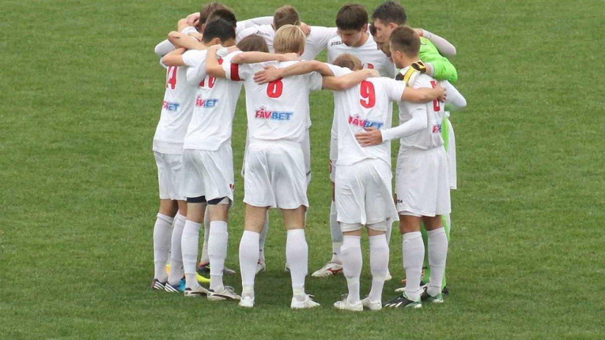 На матч украинской Второй лиги принято аномальное количество ставок