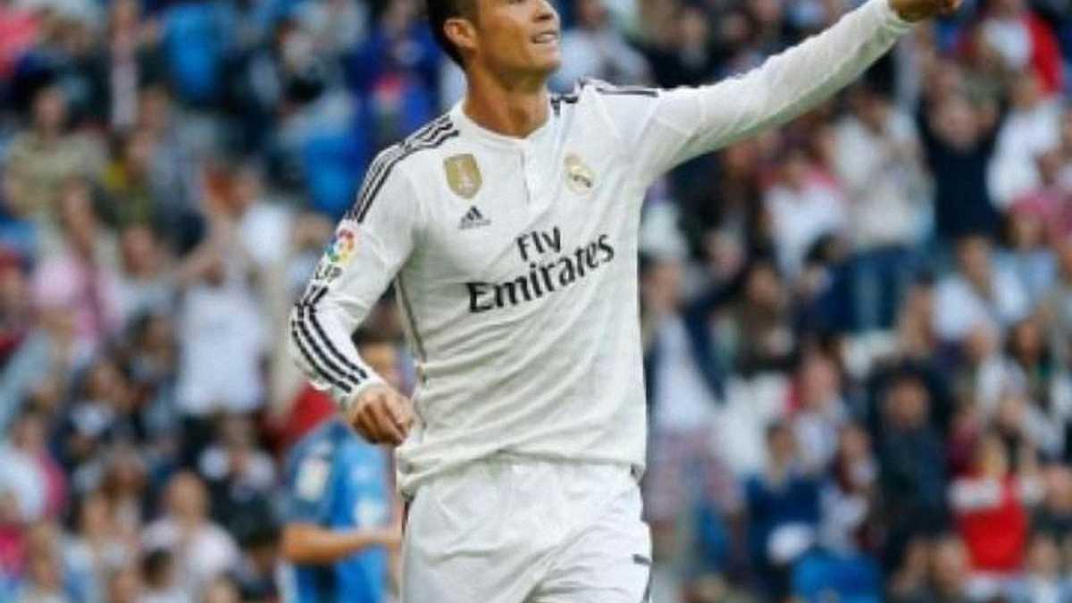 """Роналду побив свій гольовий рекорд у трьохсотому матчі за """"Реал"""""""