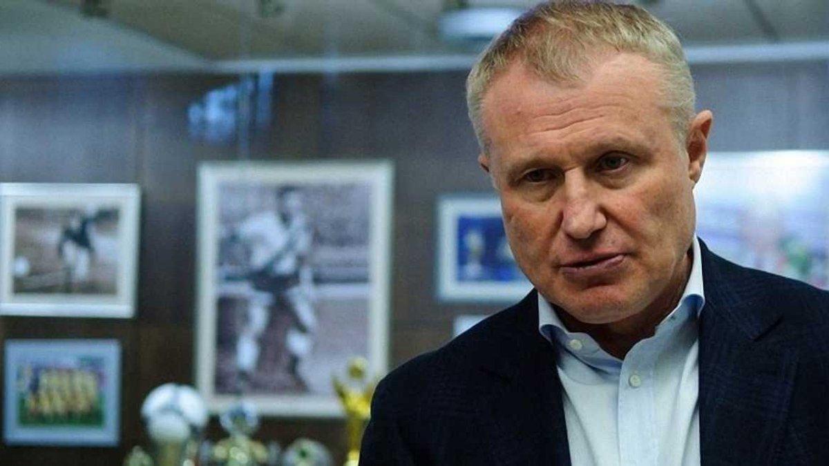 Суркіс: Буду сприяти, аби УЄФА дозволив єврокубкові матчі в Полтаві, Дніпропетровську й Одесі