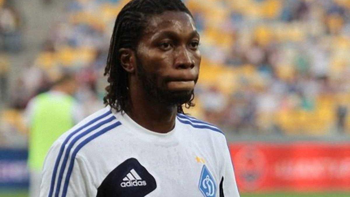 Суркіс: З Мбокані нічого не буде, у нього чинний контракт з клубом