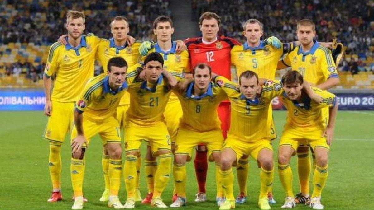 Збірна України зіграє з Грузією 9 червня