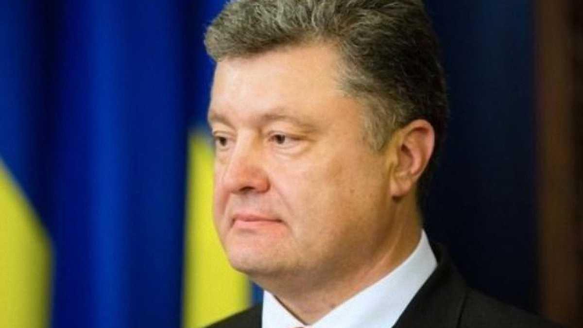 """Порошенко скасував візит на фінал Ліги Європи """"Дніпро"""" - """"Севілья"""""""