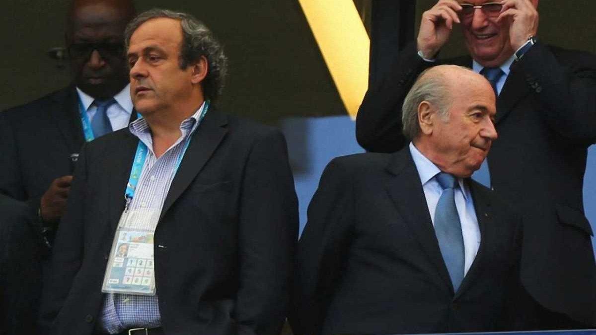 Платіні: УЄФА може бойкотувати Кубок світу