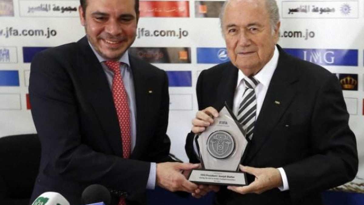 Президента ФІФА не обрали - потрібен другий тур