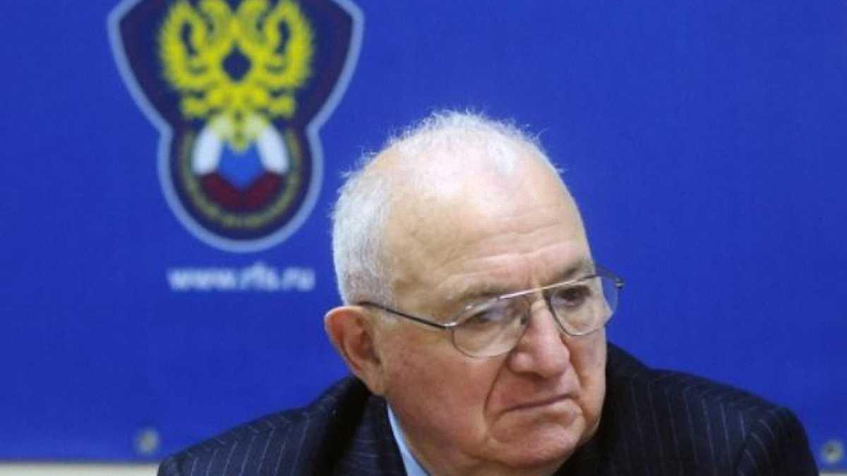 Симонян заменил Толстых на посту президента РФС