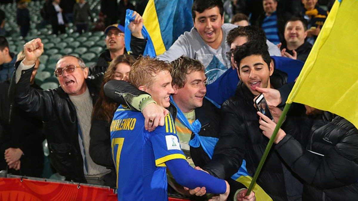 Коваленко, Лучкевич і ще 7 зірок, яких цікаво побачити на юнацькому Євро-2015
