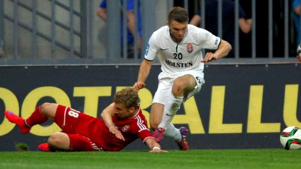 У новому чемпіонаті України забили перший гол