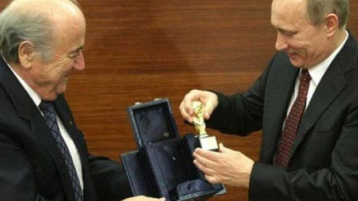 Путин примет участие в жеребьевке квалификации ЧМ-2018