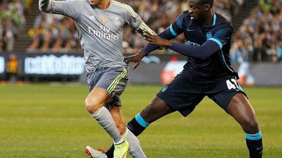 """""""Реал"""" не продав Роналду за 120 мільйонів євро"""