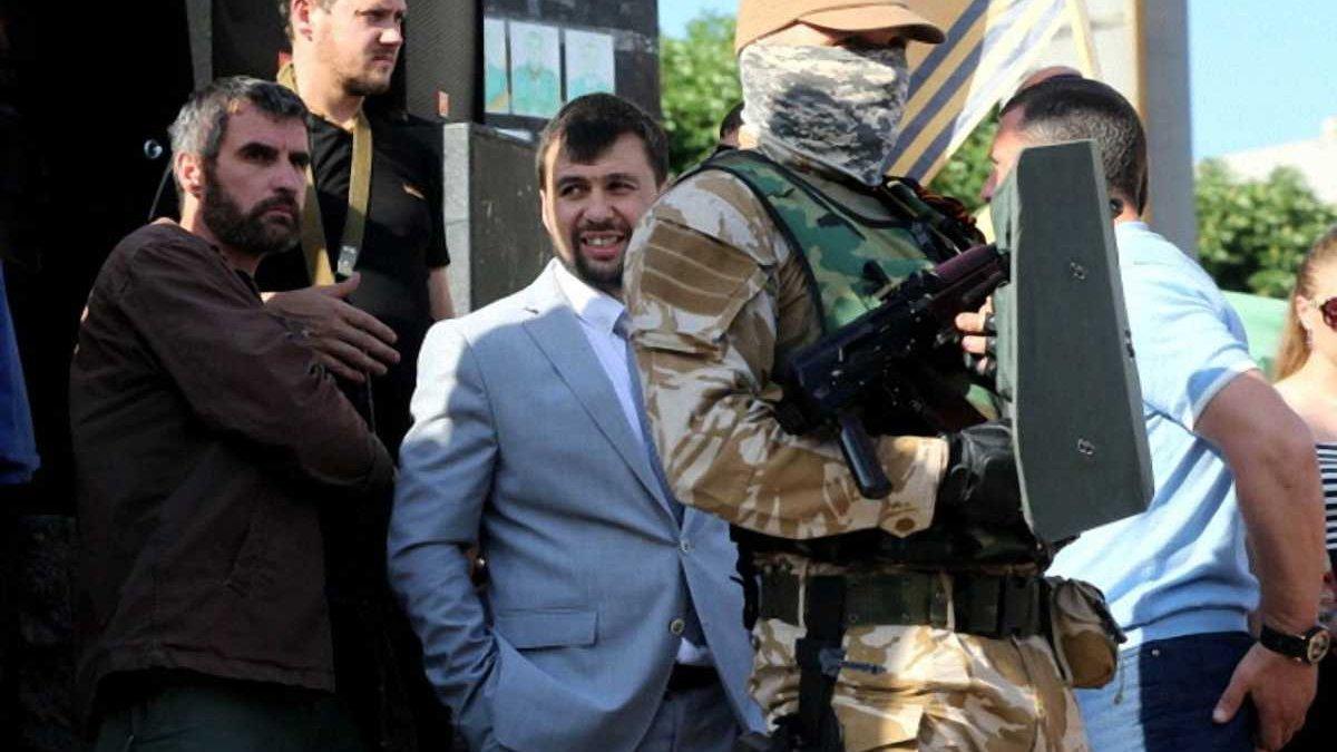 """У террористов уже есть планы на """"Донбасс Арену"""""""