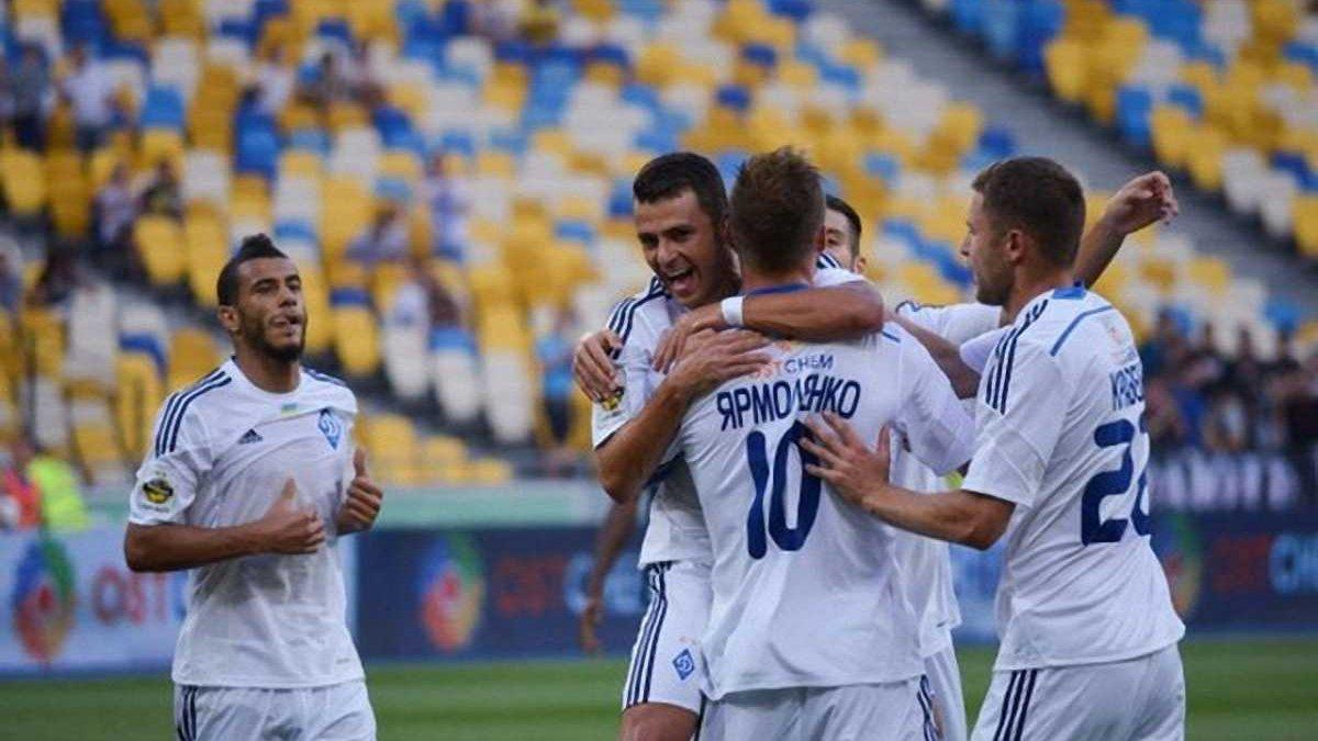 """Мораес: Фанаты будут всегда горячо болеть за """"Динамо"""""""