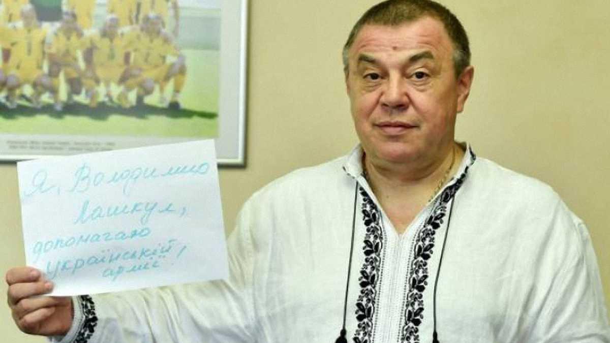 Віце-президент ФФУ підтримав ініціативу Зозулі та передав естафету Павелку
