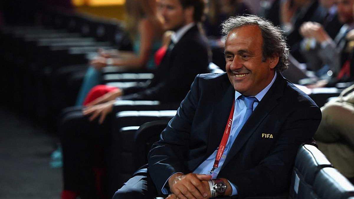 Платіні на виборах президента ФІФА підтримує ще й Південна Америка