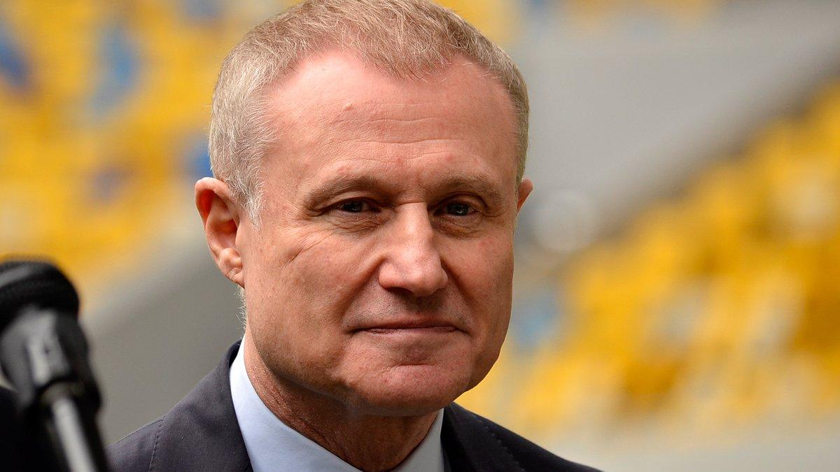 Полиция Киева остановила кортеж Григория Суркиса (ФОТО)