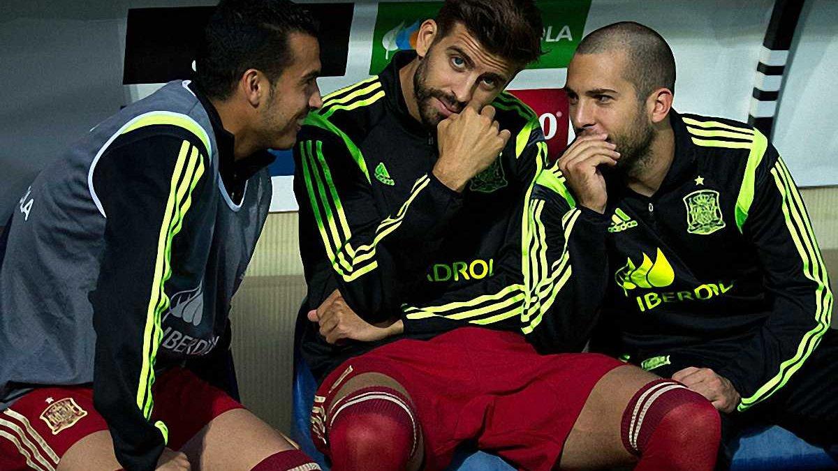 Матч збірної Іспанії перенесли з Мадрида через Піке
