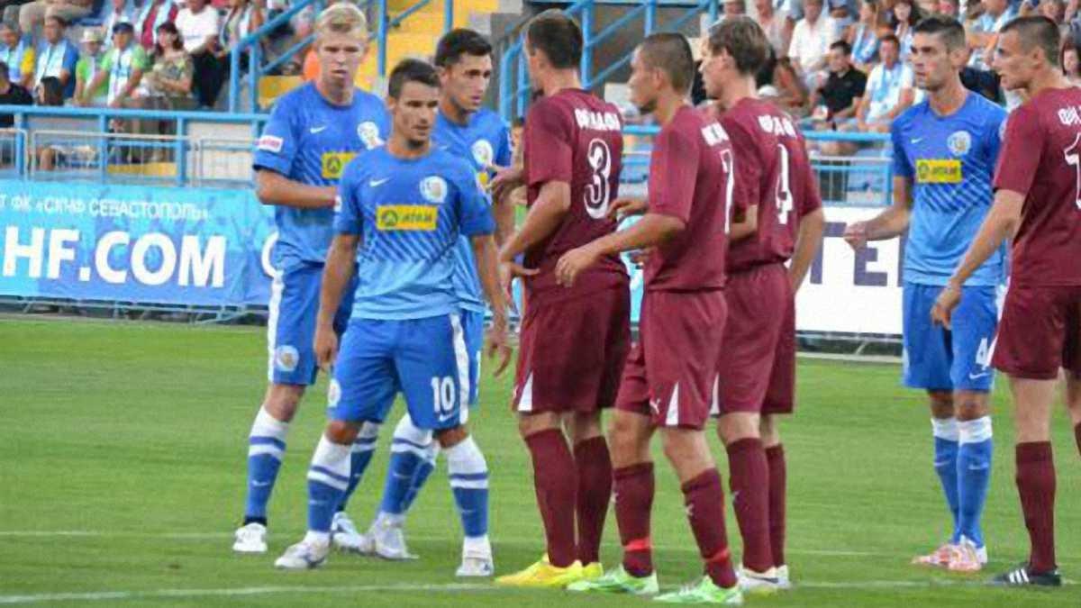 Представителя УЕФА в Крыму назначат в сентябре