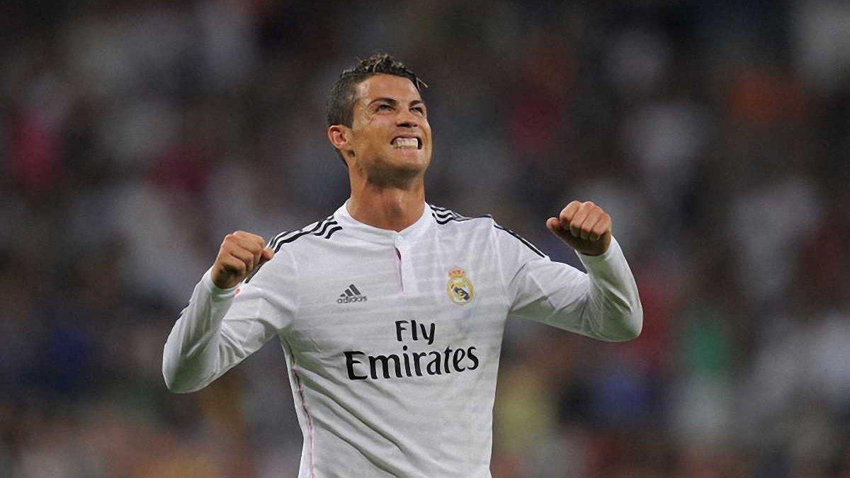 Роналду - найкращий гравець 1 туру Ліги чемпіонів