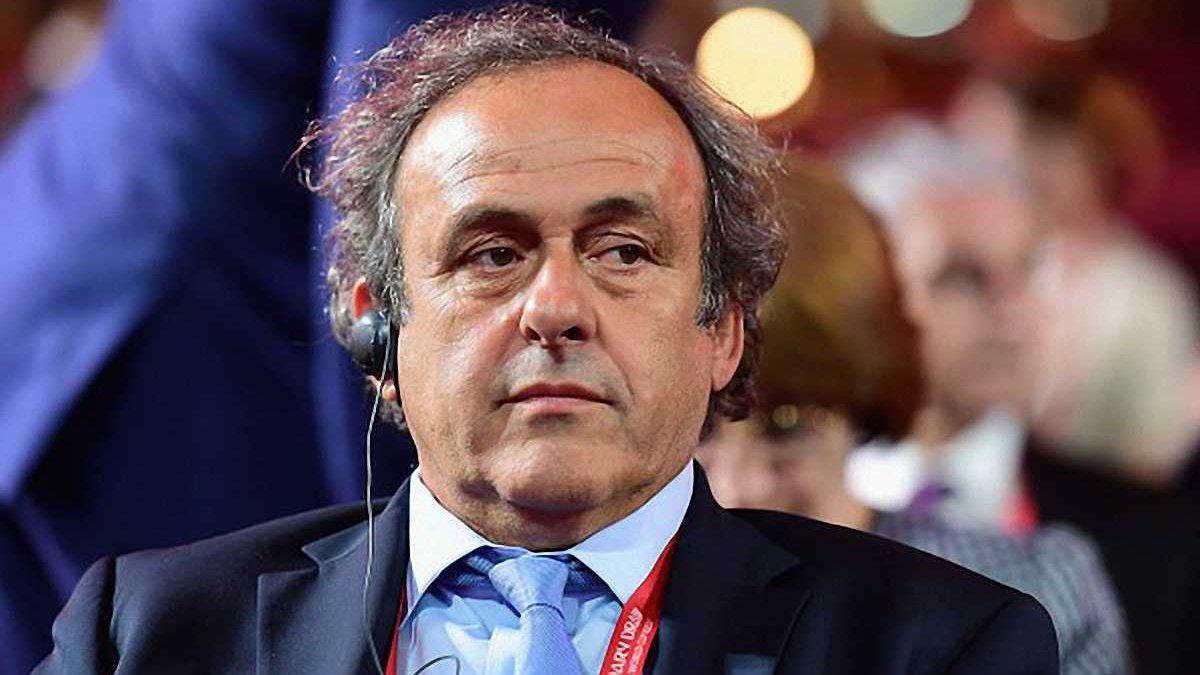 Платіні пояснив, за що отримав майже два мільйони євро від Блаттера