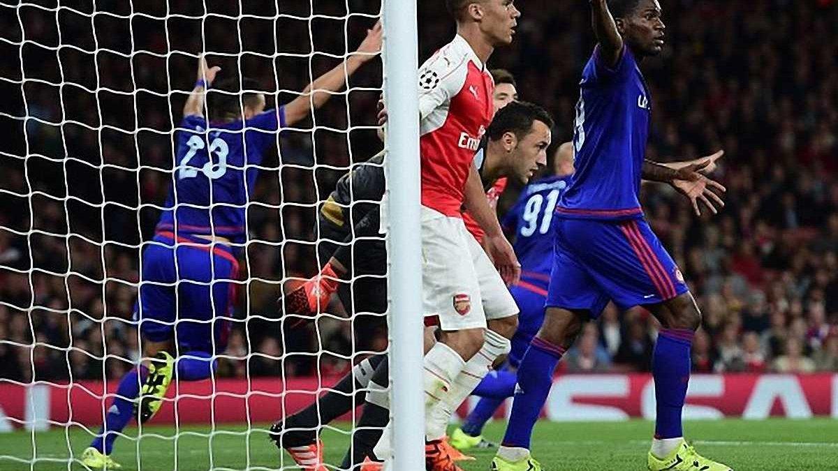"""Команда Ідейє прибила """"Арсенал"""", білоруси шокували """"Рому"""", а """"Баварія"""" познущалась над """"динамівцями"""""""