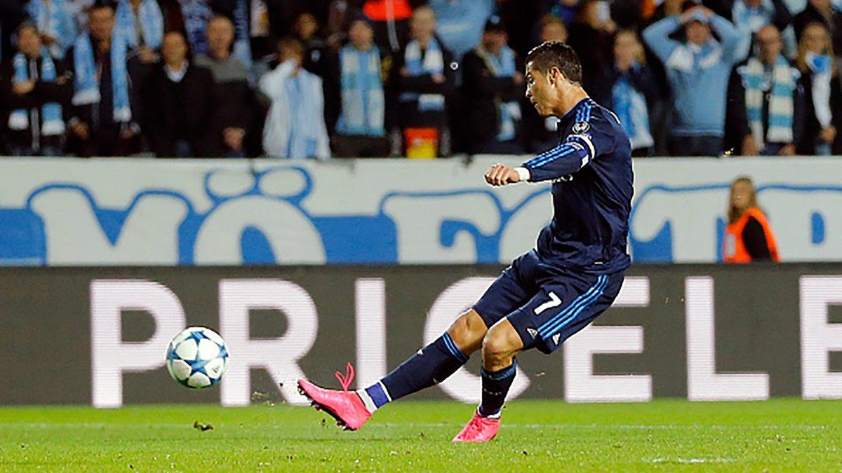 """Кріштіану Роналду став найкращим бомбардиром в історії """"Реала"""""""